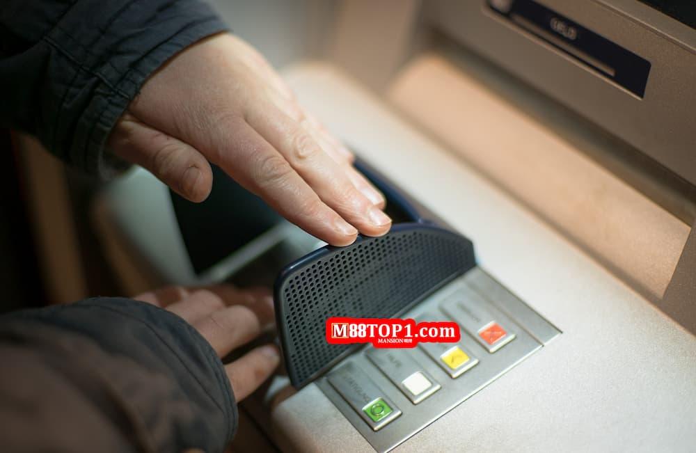 Bảo mật nạp rút tiền và thông tin khách hàng