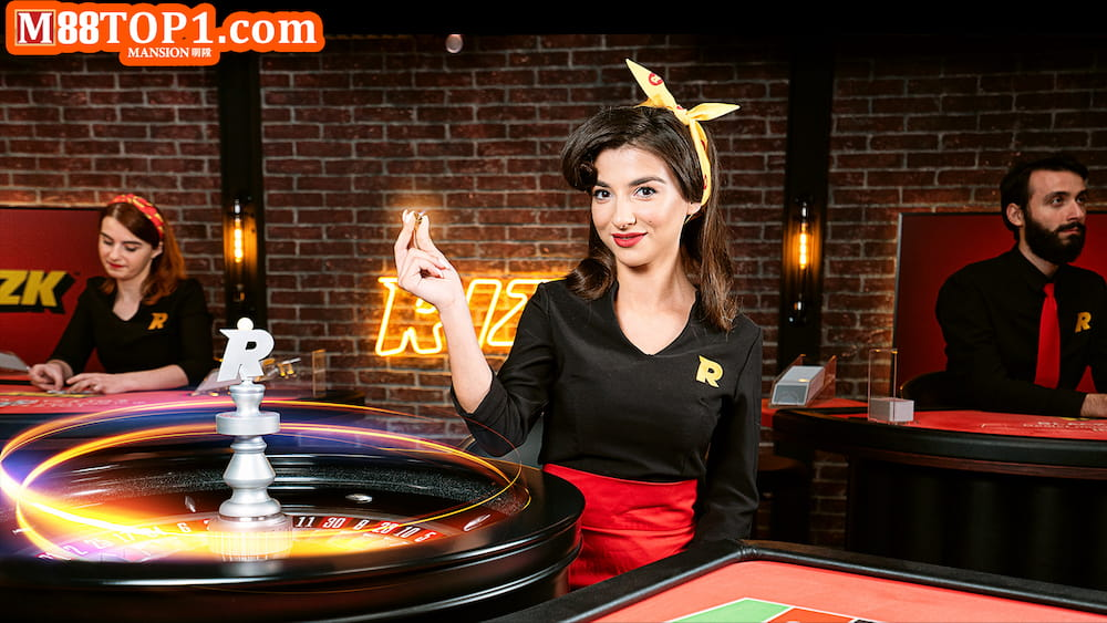 Đồ họa sòng bài Casino sắc nét