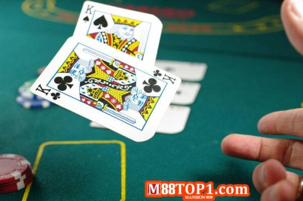 Poker M88 thi đấu với lối chơi xanh chín
