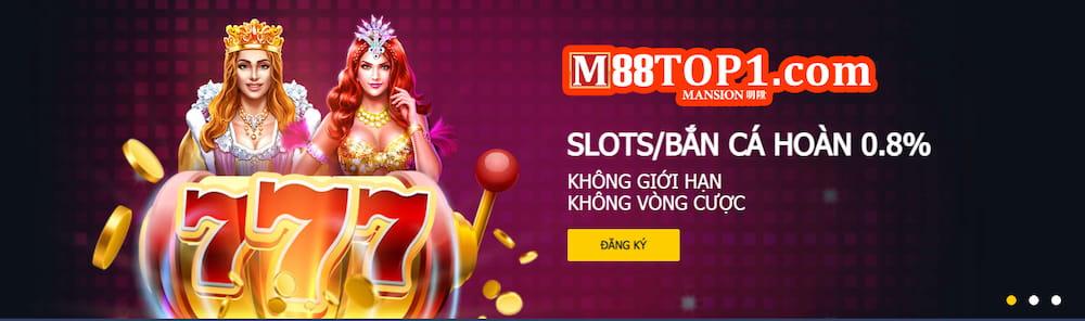Sơ lược về Slots Game M88